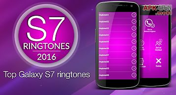 Free galaxy s7 ringtones
