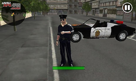 Crazy police parking 3d for Android free download from Apk 4Free