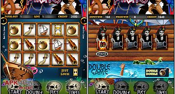 Pirate slot machines