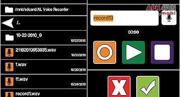 Al voice recorder