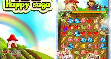 Farm saga: fruits king. farm hap..