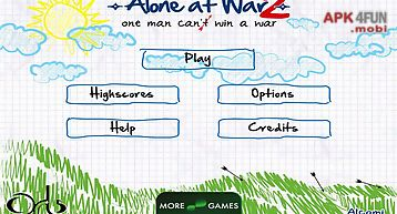 Alone at war 2 and 30 games