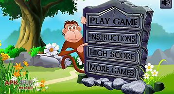 Monkey tower defense game