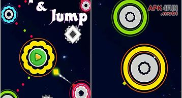 Rotate tap and jump