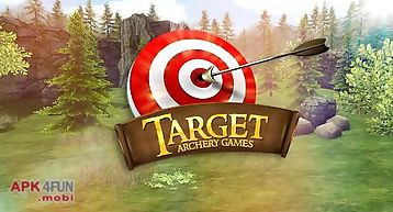Target: archery games