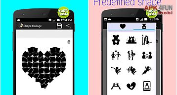 Photo & shape collage maker