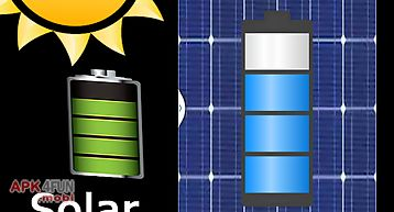 Solar charger android appprank