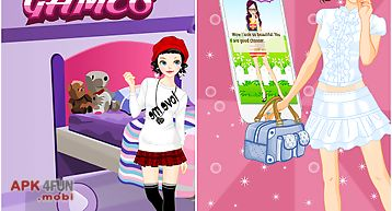Dressup games: fashionista