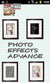 photo editor and effects app