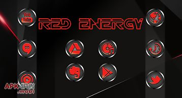 Red energy - solo theme