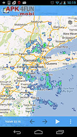 usa weather forecast and radar