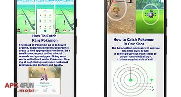 Free pokemon go tips & tricks