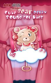 cute bear relax sound for kids
