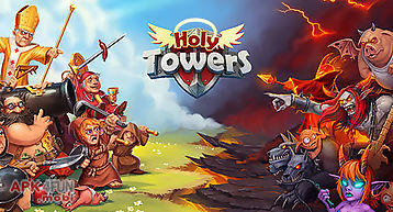 Holy towers td