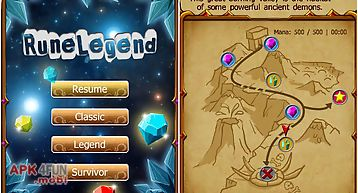 Jewels world : rune legend