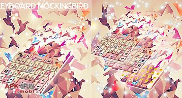 Mockingbird keyboard