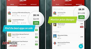 Appsales. best apps on sale