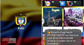 Colombian stations
