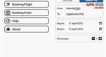 Book indonesia flights online