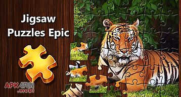 Jigsaw puzzles epic