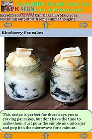 incredible meals you can make in a mason jar