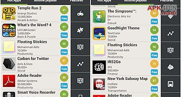 Hot apps