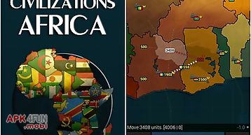 Age of civilizations: africa