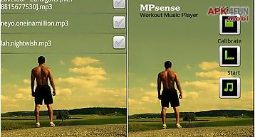 Work out music mp3 player