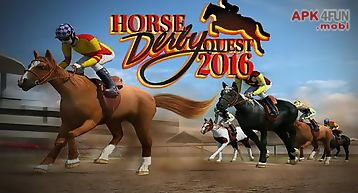 Horse racing derby quest 2016
