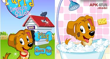 Pet dress up salon -kids games