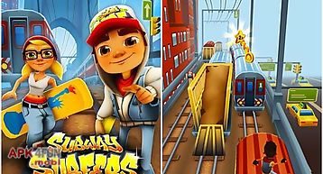 Subway surfers: world tour new y..