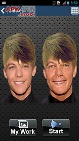 old age - photo face changer