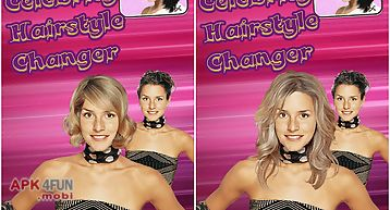 Celebrity hairstyle changer
