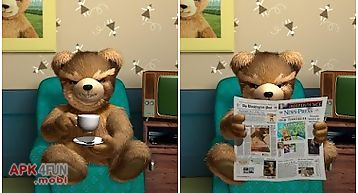 Talking teddy bear david free